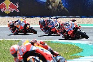 Страйк в Хересе. Главные события Гран При Испании