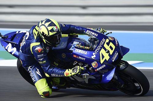 Rossi se diz pessimista sobre fim de semana em Jerez