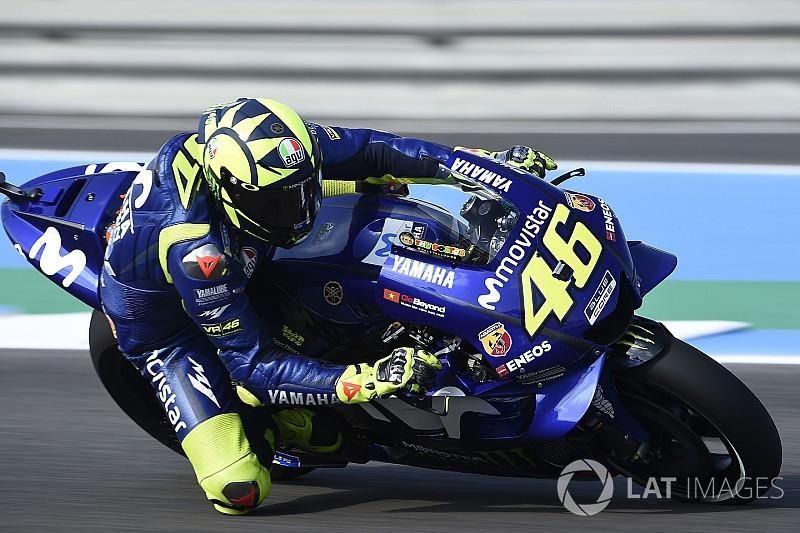 """Rossi: """"Este fin de semana lo pasaremos mal"""""""