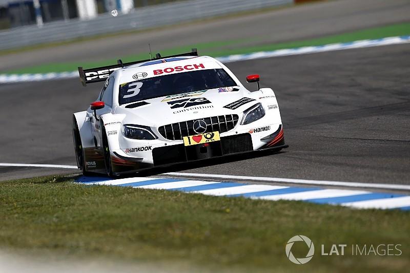 Di Resta supera Auer e leva corrida 1 em Hungaroring