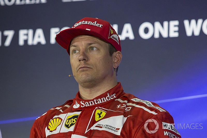 """Raikkonen: """"Ferrari, impariamo dagli errori. Nel 2018 voglio il titolo"""""""