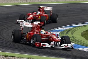 "Massa: Ferrari n'a ""jamais eu l'équipe pour gagner"" depuis 2008"