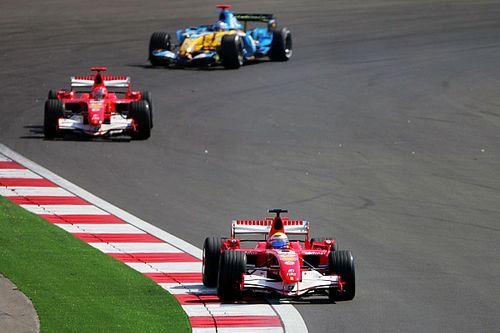 Turquie 2006: Massa dans le cercle des vainqueurs de Grand Prix