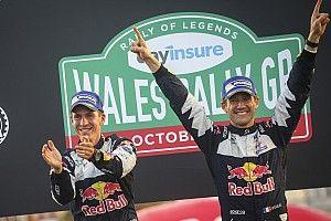 Fotogallery: il 5° titolo mondiale WRC di Sébastien Ogier