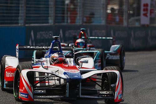 Rosenqvist cree que si triunfa en la Fórmula E, tendrá opciones en F1