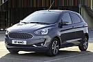 Novo Ford Ka 2019 - veja o que muda em relação ao atual