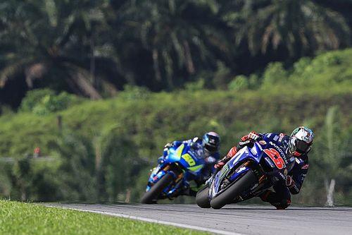 Viñales y Rossi vuelan bajo en Malasia