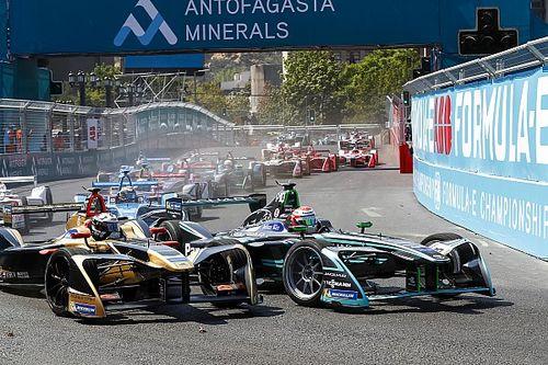 ePrix Santiago: Vergne menang, Techeetah mendominasi