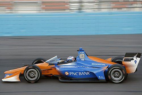 """Indy celebra teste com aeroscreen: """"Superou as expectativas"""""""