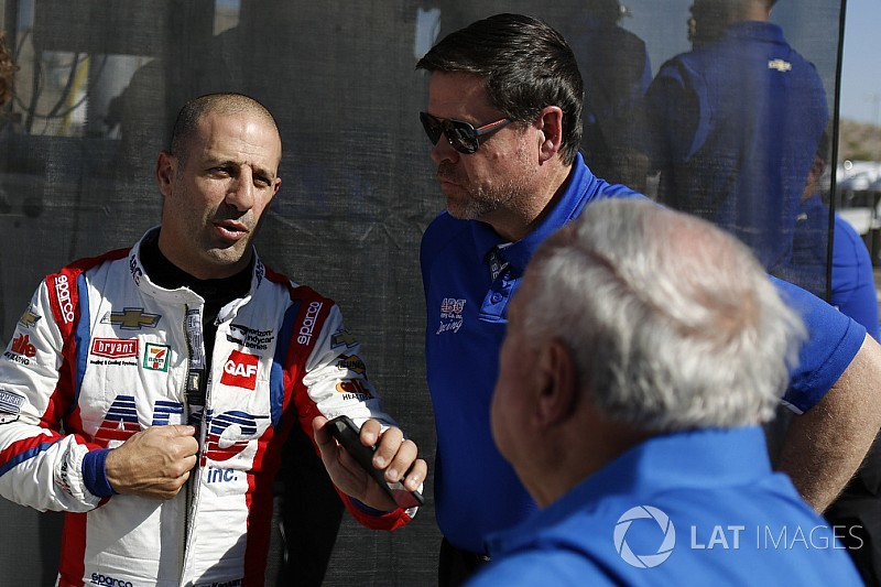 "Foyt: Kanaan and Cowdin can ""take us to the next level"""