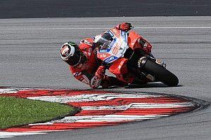 Lorenzo verpulvert ronderecord op laatste MotoGP-testdag Sepang