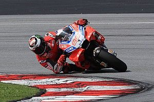 Lorenzo: Én és a csapat is rengeteget dolgoztunk ezen a körrekordon és a teljesítményen