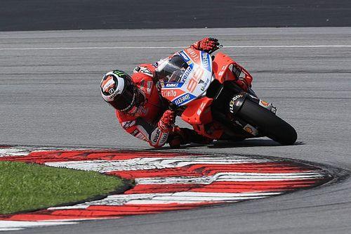 Lorenzo y Ducati destrozan el récord de Sepang