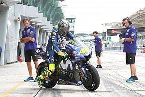 Rossi: Testlerin ilk günü 2017 sezon öncesi testlerin tamamından iyiydi