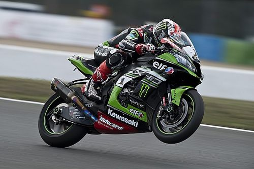 Magny-Cours WSBK: Rea masters the wet to grab pole