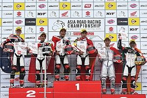 Suzuka ARRC: Krishnan takes second Asia Dream Cup podium