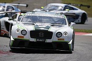 Bentley begins a new GT series season