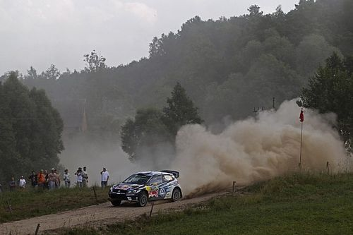 Poland WRC: Mikkelsen inherits win after late heartbreak for Tanak