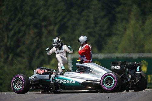 Mercedes urges FIA to modify kerbs overnight