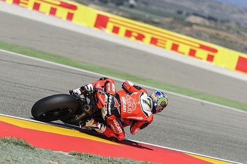 EL1 - Davies et Ducati ouvrent le bal, Hayden brille sur sa Honda