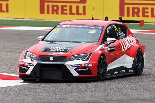 Bahrain TCR: Oriola victorious in season opener