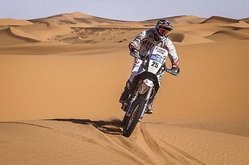 Merzouga Bikes, Stage 2: Rodrigues maintains Hero lead, Svitko still on top