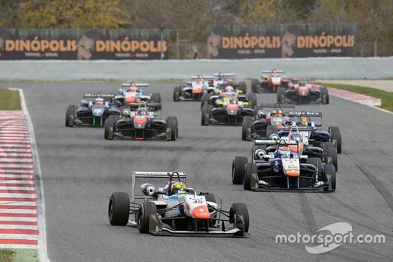Евроформула Open проведет этап вместе с GP2 и GP3