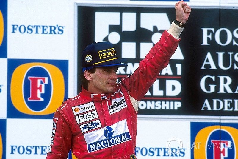 VÍDEO: A última vitória de Ayrton Senna na F1
