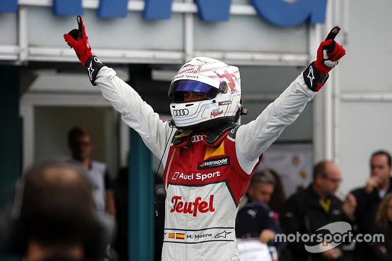 Audi DTM refugee Molina gets SMP Ferrari seat in Blancpain