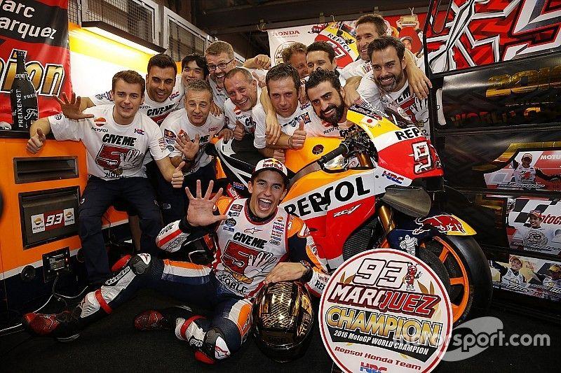 Márquez será campeón en Japón si… atentos a todas la combinaciones