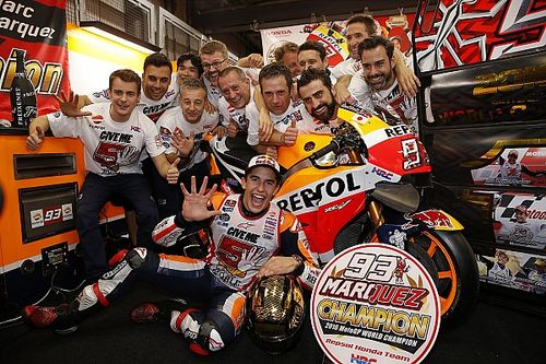 Veja o que Márquez precisa para ser campeão da MotoGP no Japão