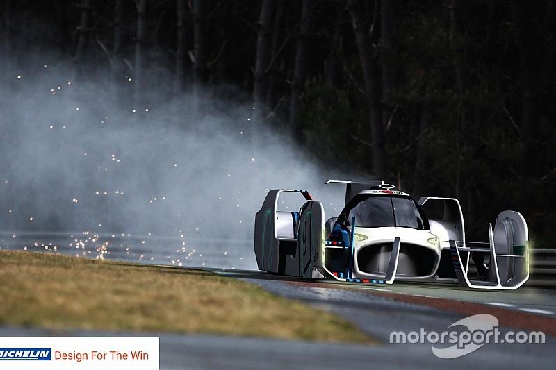 Le Mans 2030: önvezető Infiniti és VR cockpittal felszerelt Bentley a mezőnyben