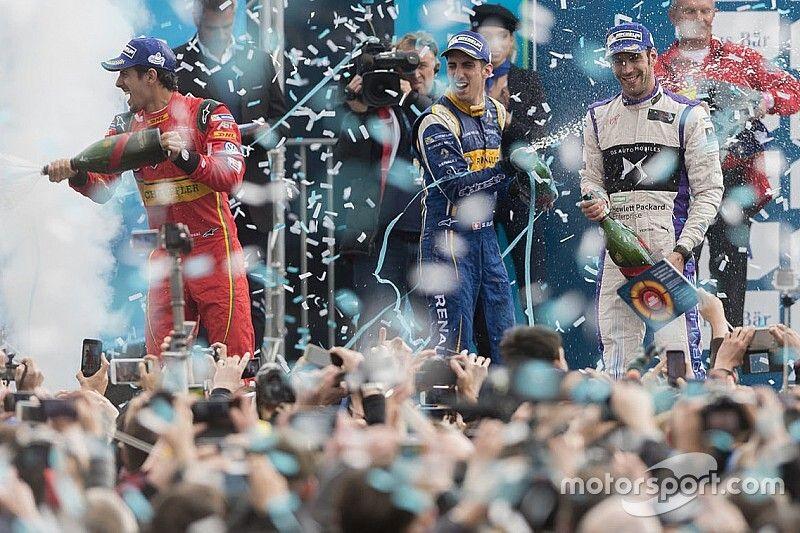 Первая пятилетка Формулы Е. Пять самых ярких пилотов