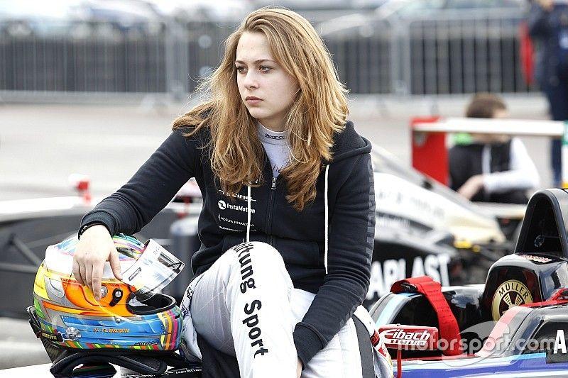 Sophia Floersch: Fighting like a lioness on F4 debut