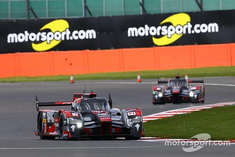 Audi wins first WEC round at Silverstone