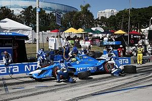 Kanaan, Power and Rahal call for longer Long Beach race