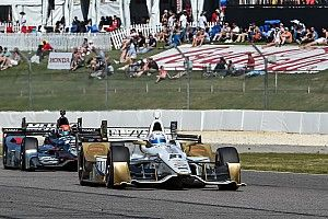 Carpenter pleased with Barber performance, has high hopes for Indy