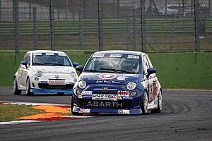 Cosimo Barberini si ripete in Gara 2 a Vallelunga