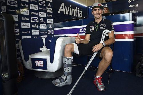 Баз намерен стартовать в Гран При Арагона