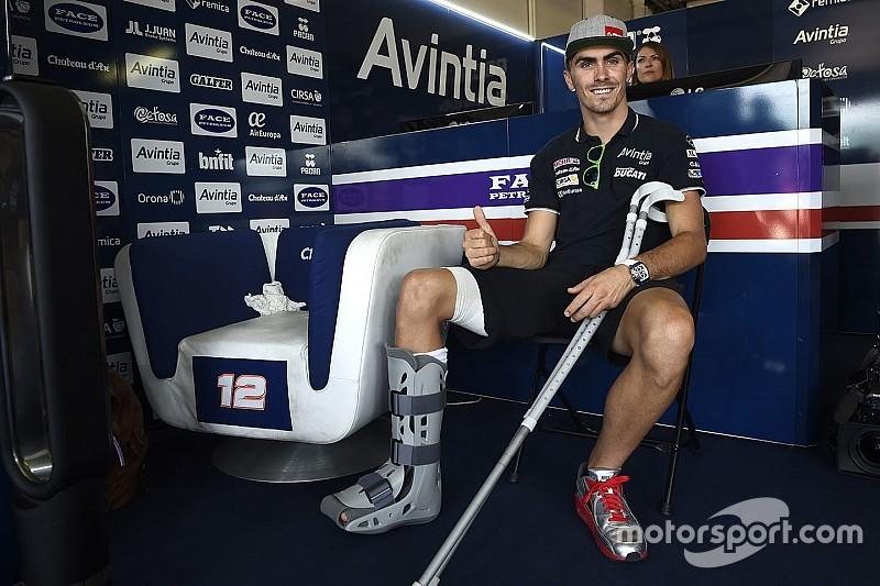 Fisik telah pulih, Baz siap balapan di Aragon