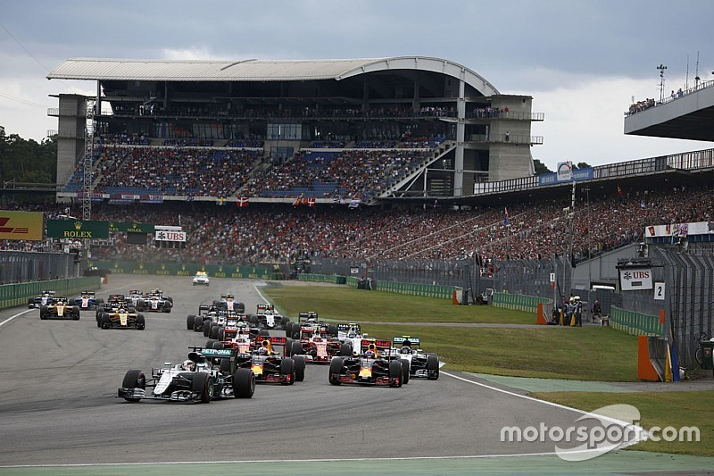 Liberty says traditional European races key to F1 future