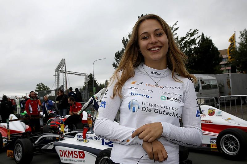 17-річна Софія Фльорш дебютує в Євро Ф3
