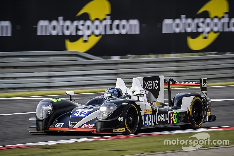 Williamson set to keep Strakka WEC seat in Mexico