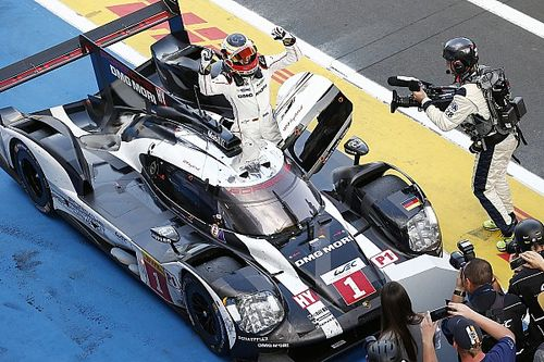 Timo Bernhard: A vital victory for the #1 Porsche crew