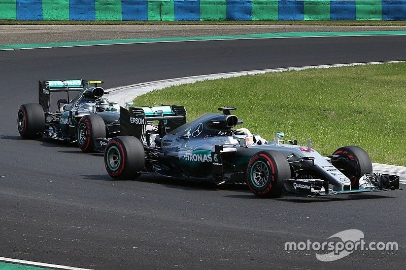 """Wolff: Dealing with Hamilton/Rosberg clashes """"tiring"""""""