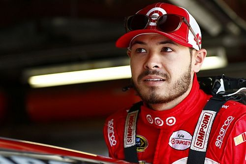 What off-week? Kyle Larson gearing up for Knoxville Nationals
