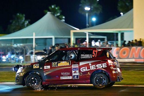 Suzuki Rally Cup: Peloso vince in Salento e diventa leader