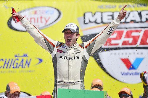 Daniel Suarez ready to celebrate first NASCAR Cup win soon