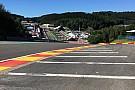 GP del Belgio: i cordoli dell'Eau Rouge non sono stati modificati