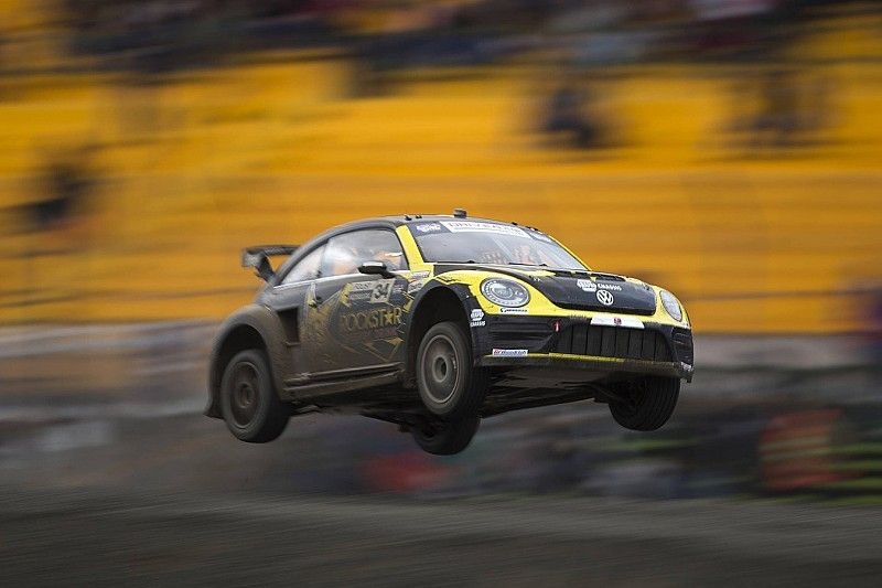 Global Rallycross will crown a champion at Los Angeles